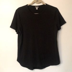 A New Day - black tee
